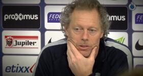 Club TV - News 05/02/2016 Persconferentie Michel Preud'homme!
