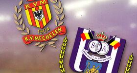 KV Mechelen 2 - 2 RSC Anderlecht