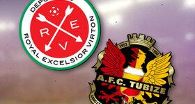 Goal: Virton 1 - 0 Afc Tubize