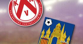 Kortrijk 1 - 1 Westerlo