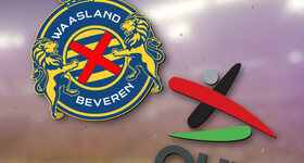 Waasland-Beveren 2 - 2 OH Louvain