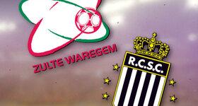 Z. Waregem 2 - 3 Charleroi
