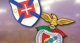 Belenenses 0 - 5 SL Benfica