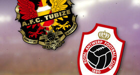 Afc Tubize 2 - 1 Royal Antwerp