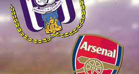 Youth League : RSC Anderlecht 2 - 0 Arsenal