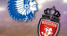 AA Gent 2 - 0 Mouscron-Peruwelz