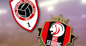 Royal Antwerp 0 - 1 Rfc Seraing