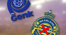 Racing Genk 6 - 1 Waasland-Beveren