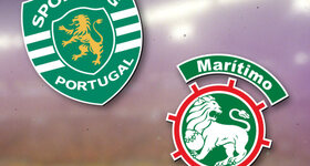 Sporting Lisboa 3 - 1 Maritimo Funchal