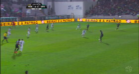 Moreirense 0 - 1 Sporting Lisboa Goaaaal yes...... but offside