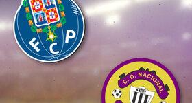FC Porto 4 - 0 Nacional Madeira