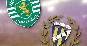 Sporting Lisboa 2 - 0 União