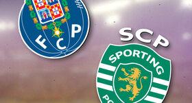 Goal: FC Porto 0 - 1 Sporting Lisboa