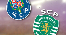 Goal: FC Porto 1 - 3 Sporting Lisboa