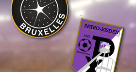 Goal: White Star Woluwé 2 – 0 Patro Eisden