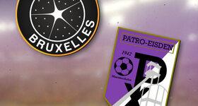 White Star Woluwé 3 - 0 Patro Eisden