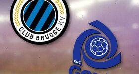 Interviews Club Brugge (Club Brugge - Racing Genk)