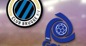 Interviews Racing Genk (FC Bruges - Racing Genk)