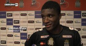Charleroi TV - News 02/05/2016 Interviews na Lokeren!