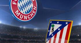 Goal: FC Bayern München 1 - 0 Atletico Madrid