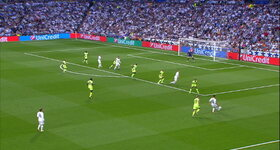 Goal: Real Madrid CF 1 - 0 Manchester City FC