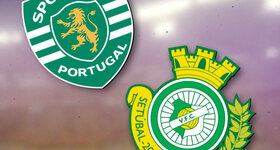 Sporting Lisboa 5 - 0 Vitoria Setubal