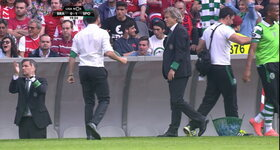Goal: Sporting Braga - Sporting Lisboa