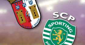 Sporting Braga 0 - 4 Sporting Lisboa