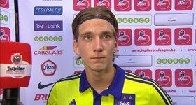 Interviews Anderlecht (Racing Genk - RSC Anderlecht)