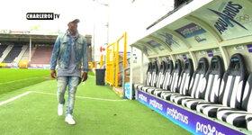 Charleroi TV - Interview N'ganga