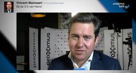 """Club TV - """"Proximus Talk"""" Vincent Mannaert!"""