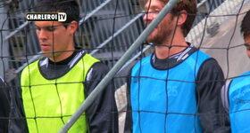 Charleroi TV / Interview Sotiris Ninis !