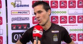 Interviews Charleroi (Charleroi - Racing Genk)