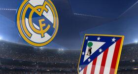 Goal: Real Madrid CF 1 - 0 Atletico Madrid