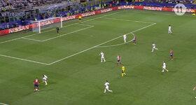 """""""Zidane"""" van technisch sterke Carrasco!"""