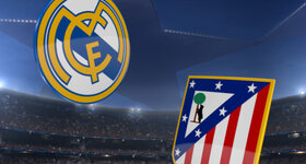 Real Madrid CF 1 - 1 Atletico Madrid (penalty shoot-out 5 - 3)