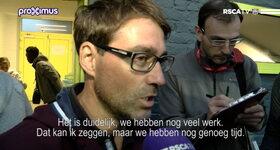 RSCA TV - News 30/06/2016 Weiler reactie na Oudenaarde - RSCA!