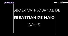 RSCA TV - News 14/07/2016 Dagboek van Sebastian De Maio!