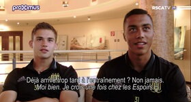 RSCA TV - News 14/07/2016 I have never.... Tielemans & Dendoncker!