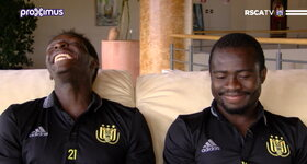 RSCA TV - News 18/07/2016 I have never... N'Sakala & Acheampong!