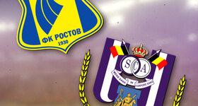 Goal: FK Rostov 0 - 1 RSC Anderlecht
