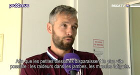 RSCA TV - News 28/07/2016 Steunkousen
