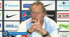 Club TV - News 28/07/2016 Persconferentie