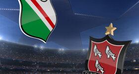 Goal: Legia Varsovie 0 - 1 Dundalk