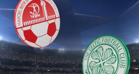 Goal: Hapoël Beer-Sheba 1 - 0 Celtic FC