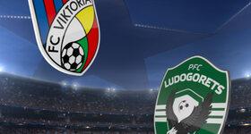Goal: Viktoria Plzen 2 - 1 Pfc Ludogorets Razgrad
