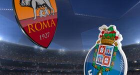 AS Roma 0 - 3 FC Porto