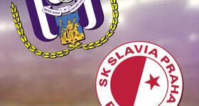 Goal: RSC Anderlecht 1 - 0 Slavia Prague, 22': TIELEMANS, Penalty