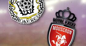 Lokeren 2 - 1 Mouscron-Peruwelz