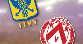 Sint-Truiden 1 - 2 KV Kortrijk
